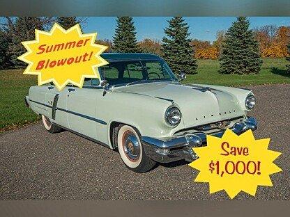 1953 Lincoln Capri for sale 100883188