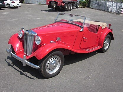 1953 MG MG-TD for sale 100765108