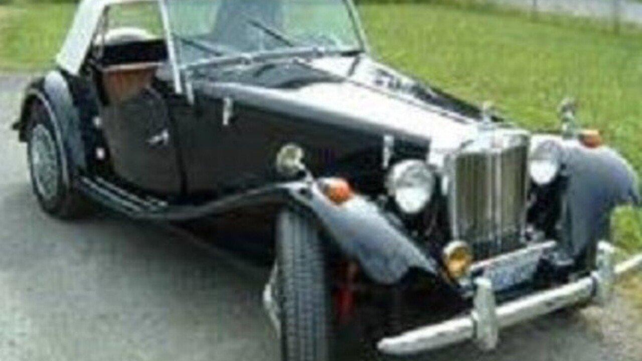 1953 MG MG-TD for sale near LAS VEGAS, Nevada 89119 - Classics on ...
