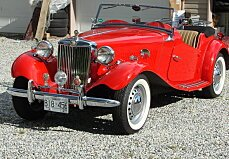 1953 MG MG-TD for sale 100792652