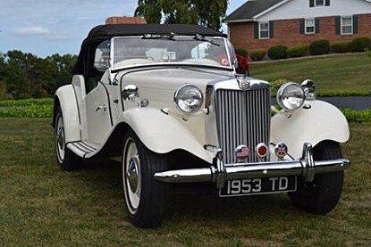 1953 MG MG-TD for sale 100797100