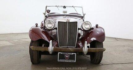 1953 MG MG-TD for sale 100968857