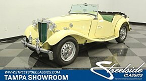 1953 MG MG-TD for sale 101026630