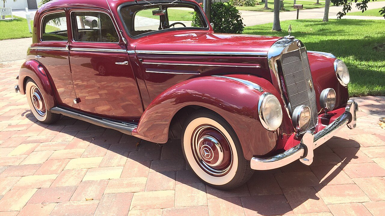 1953 Mercedes-Benz 220 for sale 100885310