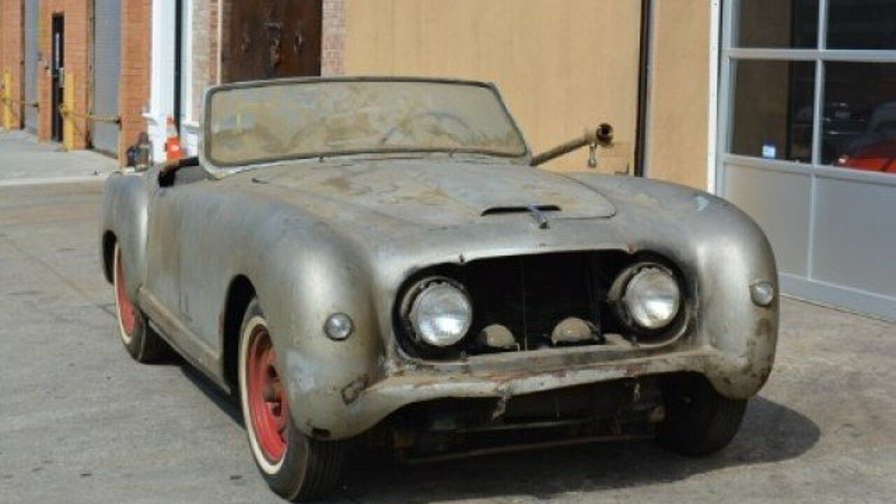 1953 Nash-Healey Series 25 for sale near Queens, New York 11103 ...