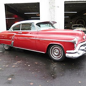 1953 Oldsmobile Ninety-Eight for sale 100741913
