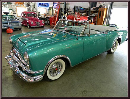 1953 Packard Caribbean for sale 100736805
