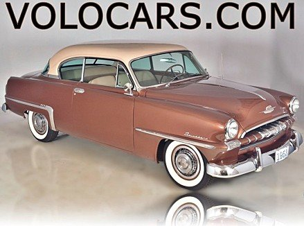1953 Plymouth Belvedere for sale 100785932