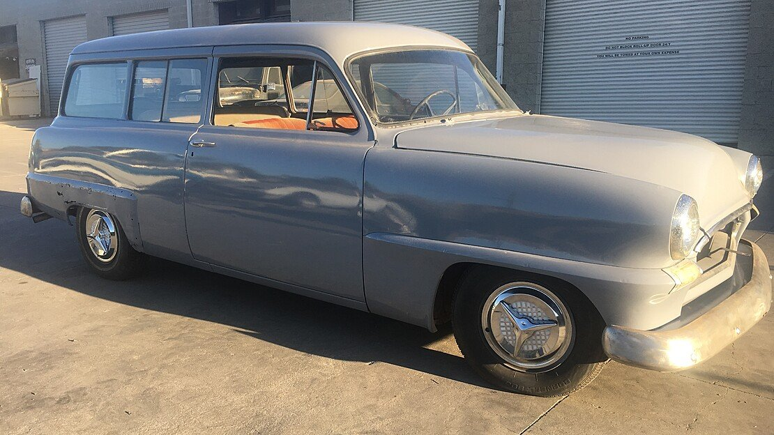 1953 Plymouth Cranbrook for sale 101032211