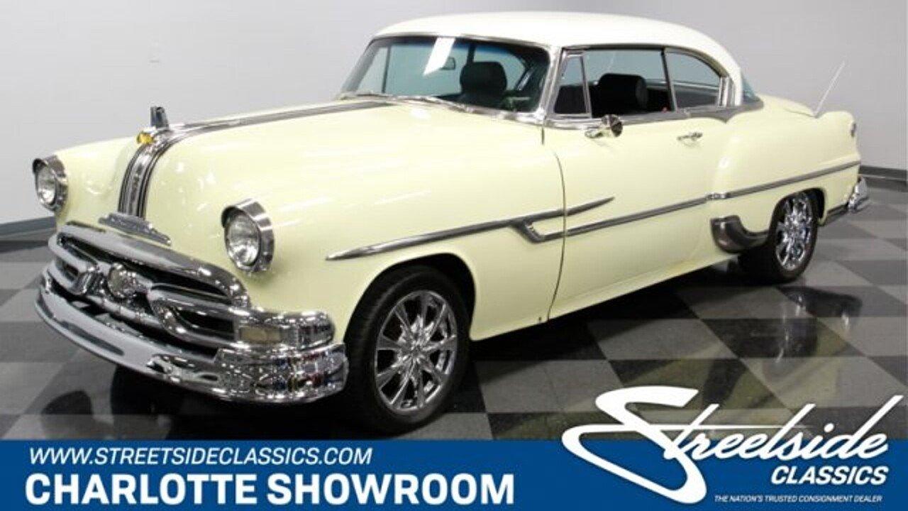 1953 Pontiac Chieftain for sale near Concord, North Carolina 28027 ...