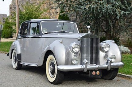 1953 Rolls-Royce Silver Dawn for sale 100020770