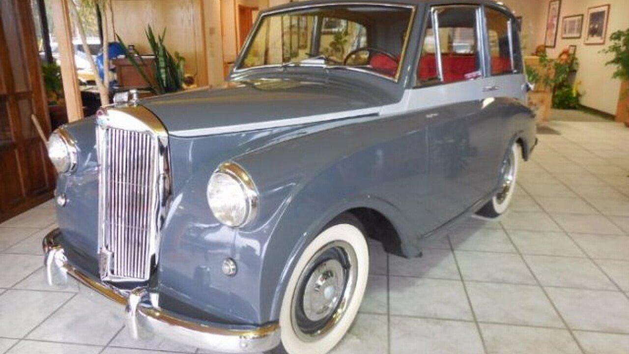 1953 Triumph Mayflower for sale near Cadillac, Michigan 49601 ...