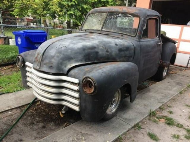 53 Chevy Truck For Sale
