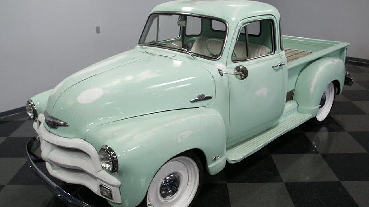 1954 Chevrolet 3100 for sale near Concord, North Carolina 28027 ...