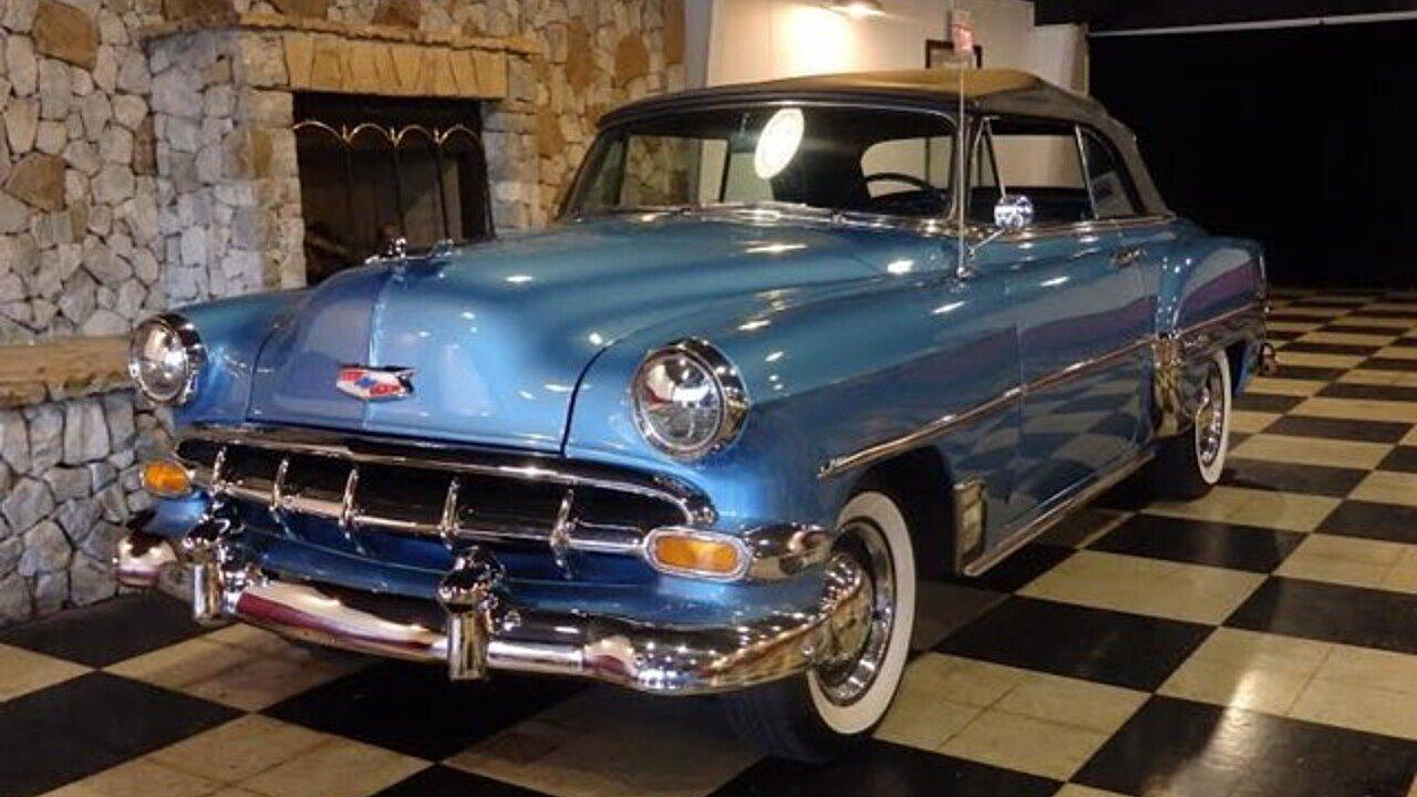 All Chevy 1954 chevrolet belair : 1954 Chevrolet Bel Air for sale near Riverhead, New York 11901 ...