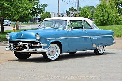 1954 Ford Crestline for sale 100767512