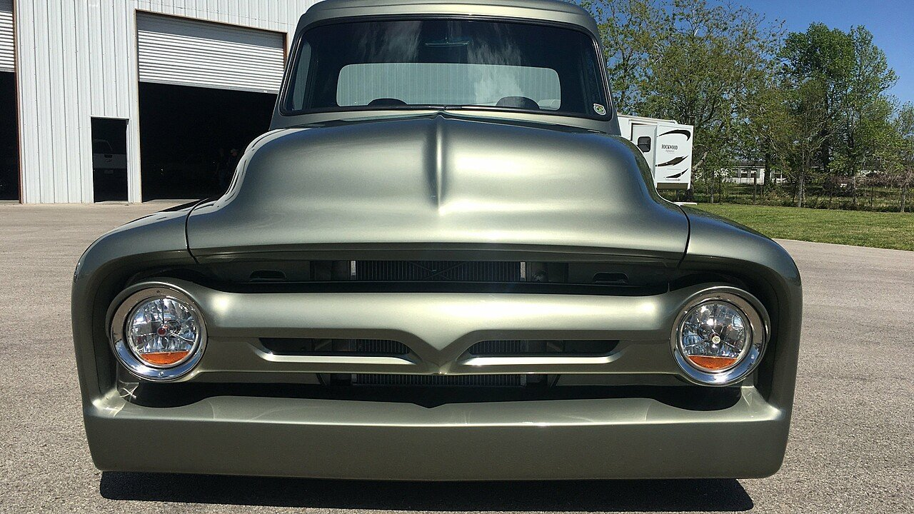 1954 Ford F100 For Sale Near Huffman Texas 77336 Classics On Custom 100999878