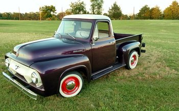 1954 Ford F100 2WD Regular Cab for sale 100882874