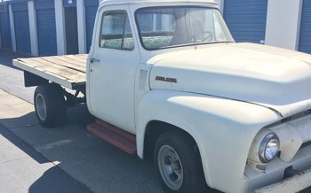 1954 Ford F250 2WD Regular Cab for sale 101045274
