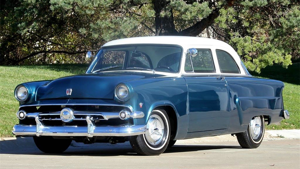 1954 Ford Mainline for sale near Lenexa, Kansas 66219 - Classics on ...