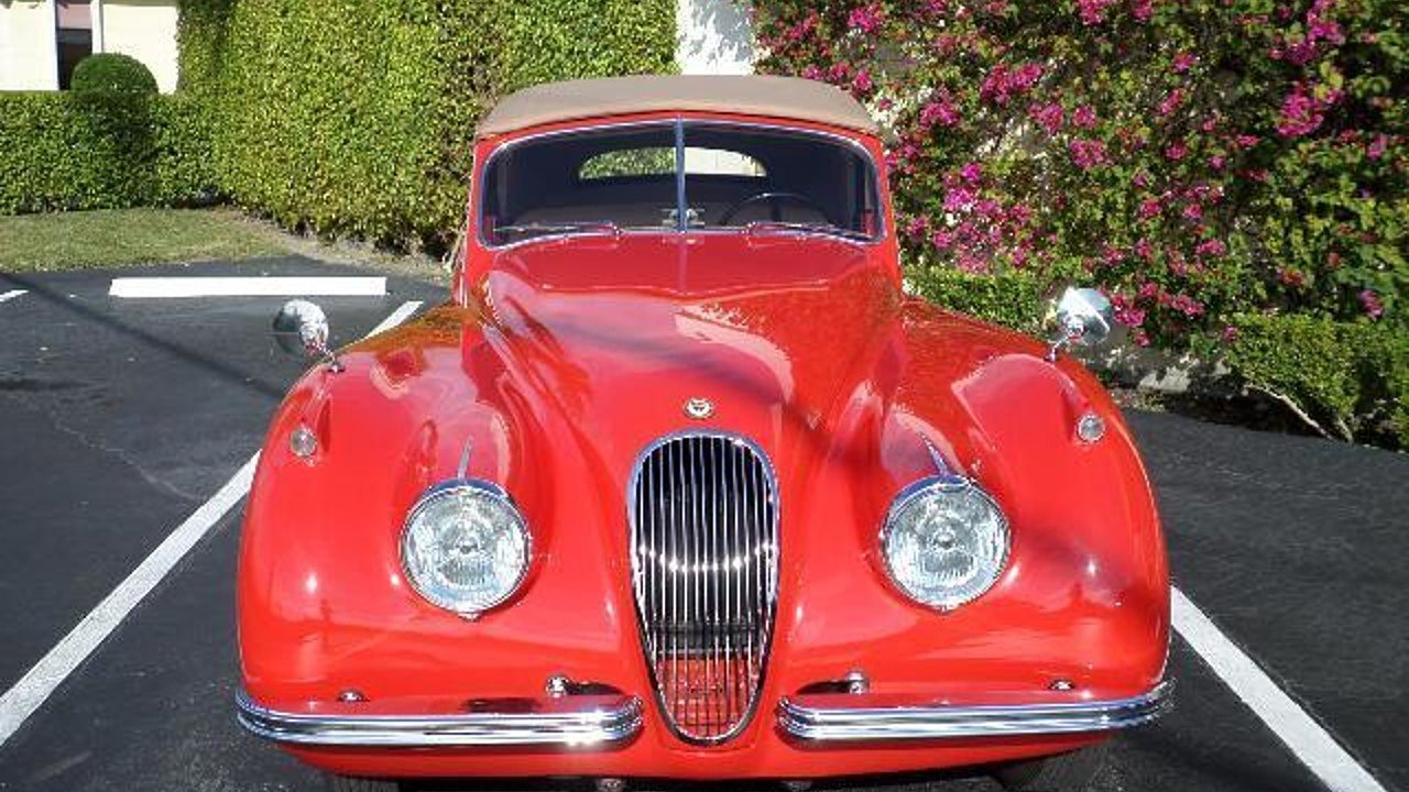 1954 Jaguar XK 120 for sale 101007646