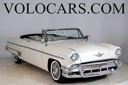 1954 Lincoln Capri for sale 100988625