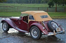 1954 MG TF for sale 101034936