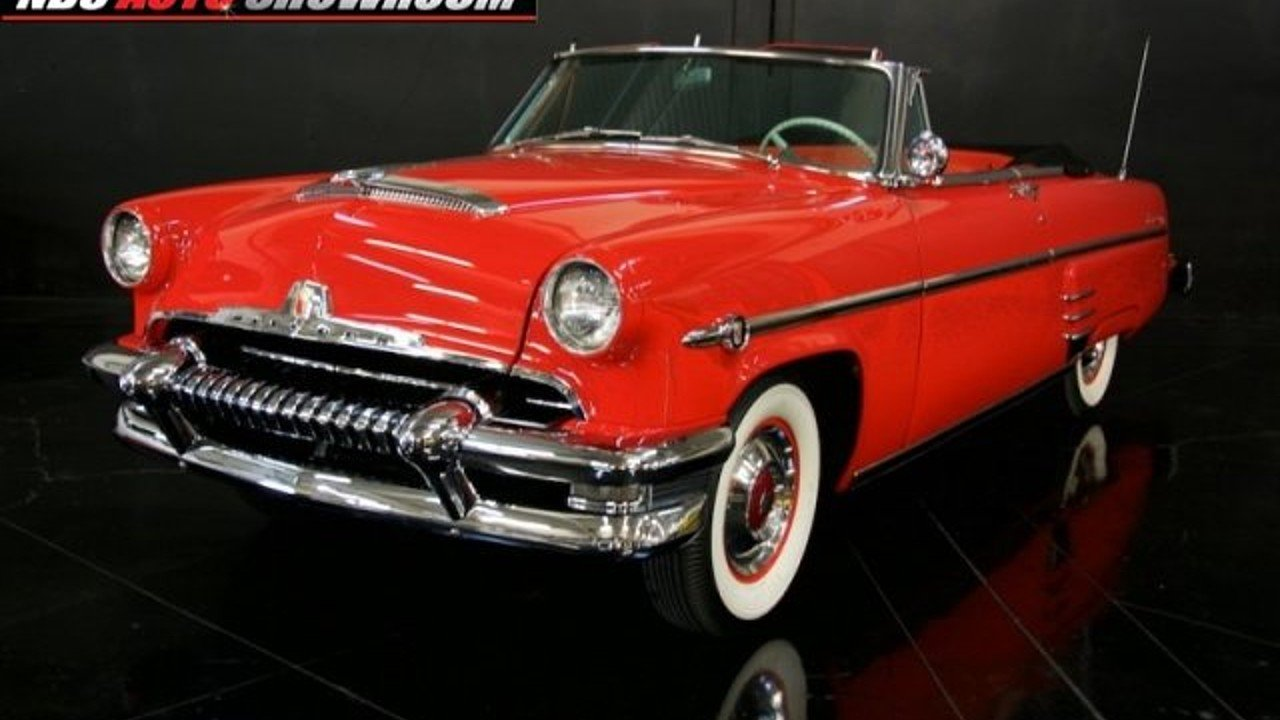 1954 Mercury Monterey for sale 100795955