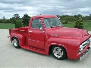 1954 ford F100 for sale 100823891