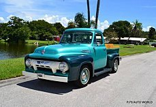 1954 ford F100 for sale 101019212