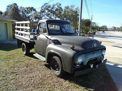 1954 ford F250 for sale 100860348
