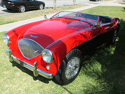1955 Austin-Healey 100M for sale 100912550