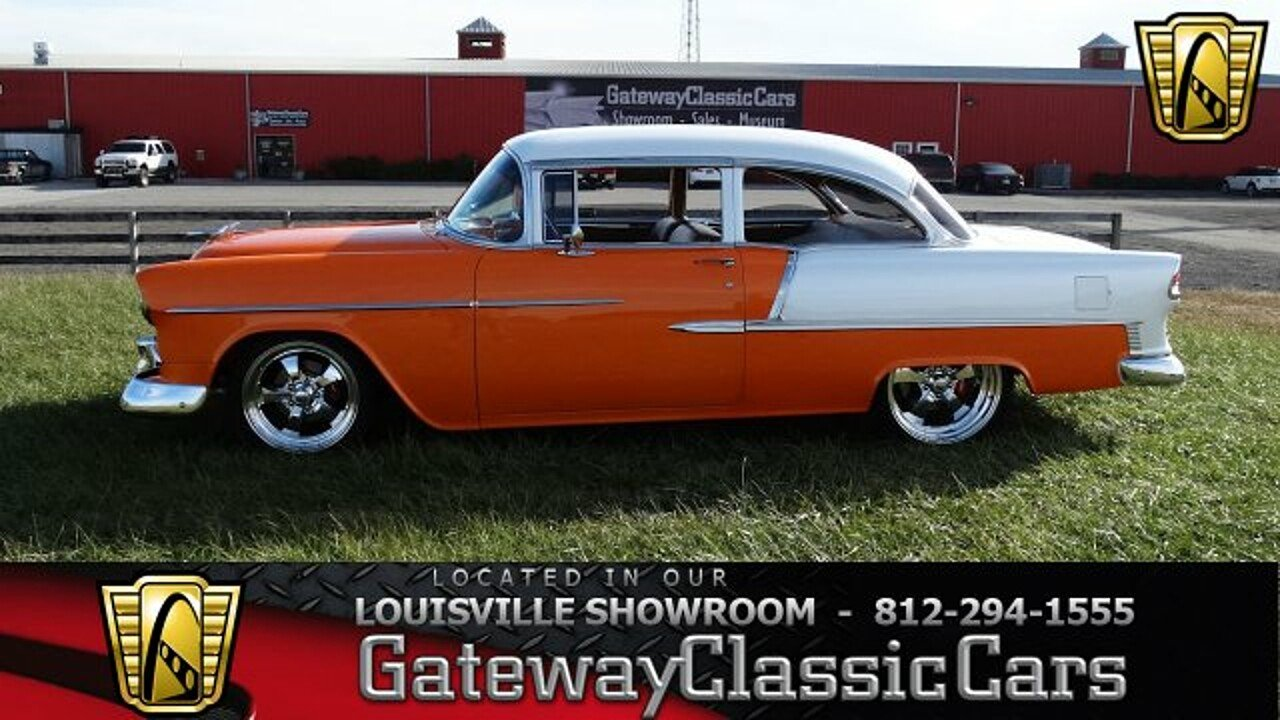 1955 Chevrolet 210 for sale near O Fallon, Illinois 62269 - Classics ...