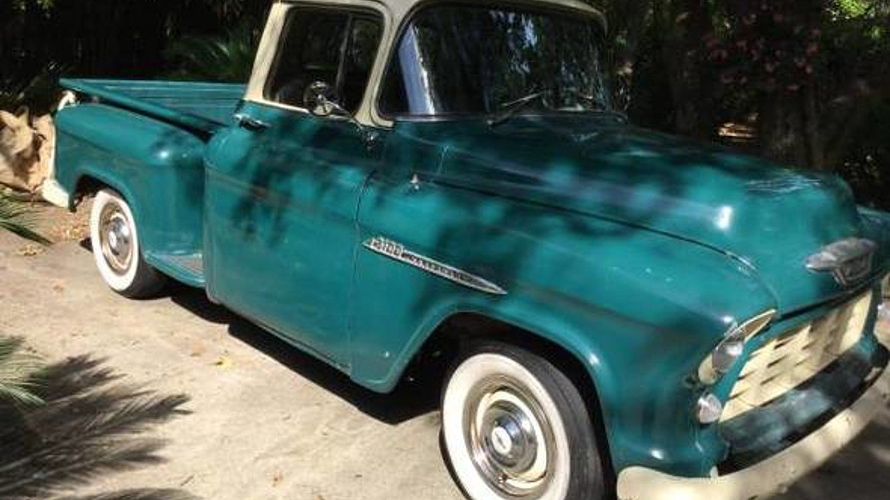 1955 Chevrolet 3100 for sale 100791955