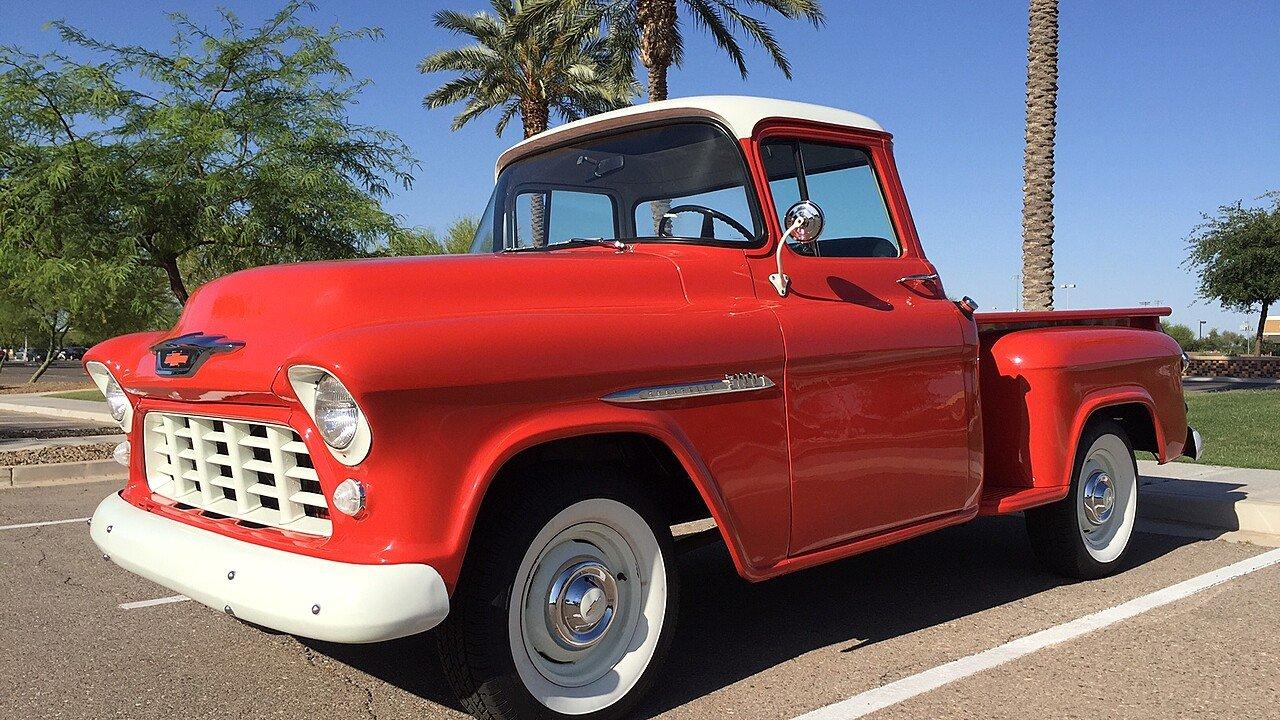 All Chevy 1955 chevrolet 3100 : 1955 Chevrolet 3100 for sale near Chandler, Arizona 85248 ...