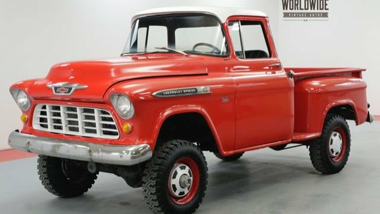 1955 Chevrolet 3600 for sale near Denver, Colorado 80205 - Classics ...