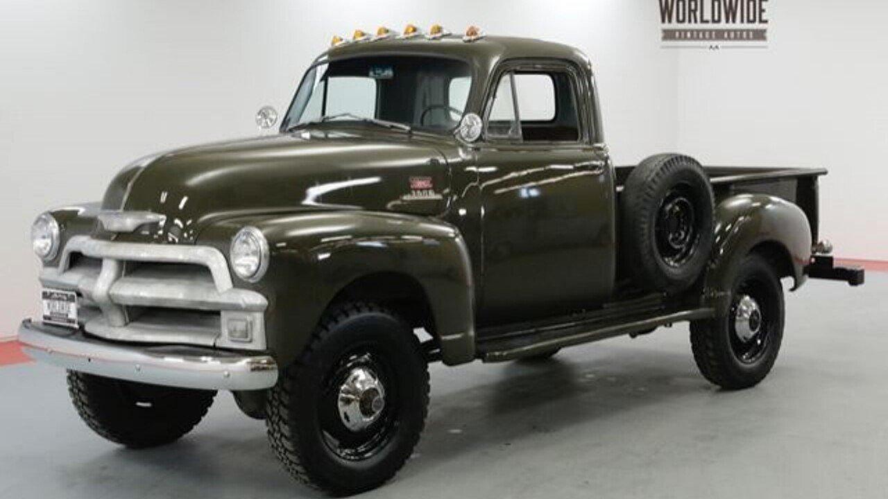 1955 Chevrolet 3600 for sale near Denver, Colorado 80205 - Classics ...