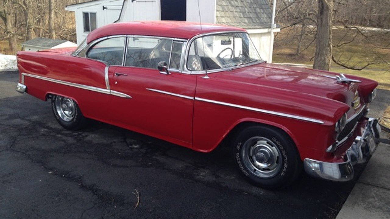 1955 Chevrolet Bel Air for sale 100772604