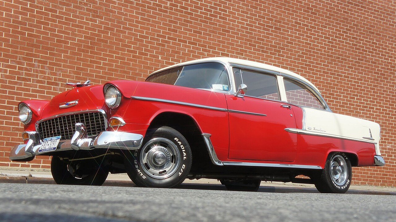 1955 Chevrolet Bel Air for sale 100814697