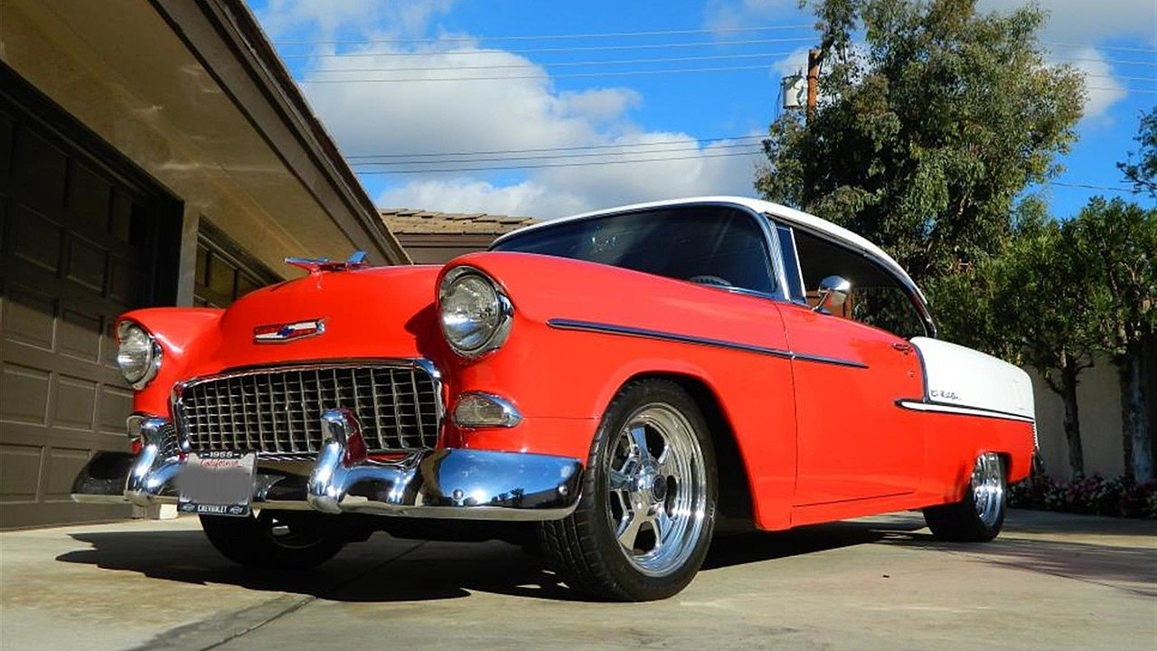 1955 Chevrolet Bel Air for sale 100816261