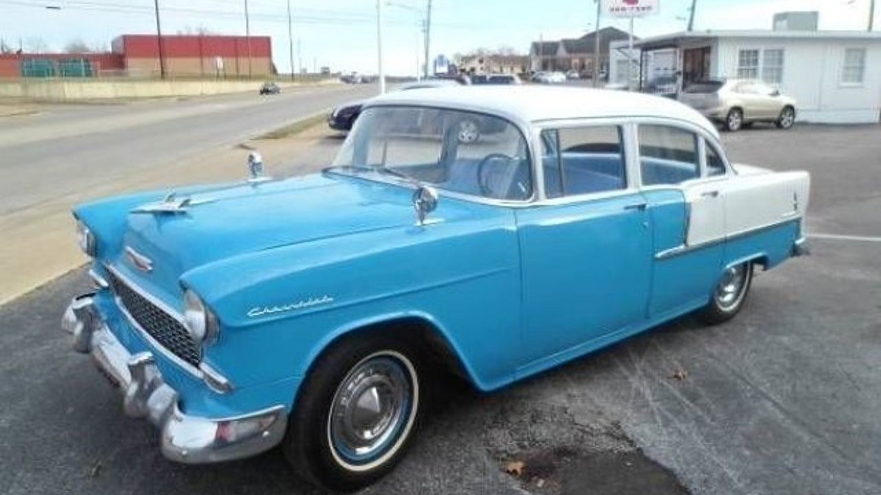1955 Chevrolet Bel Air for sale 100823936