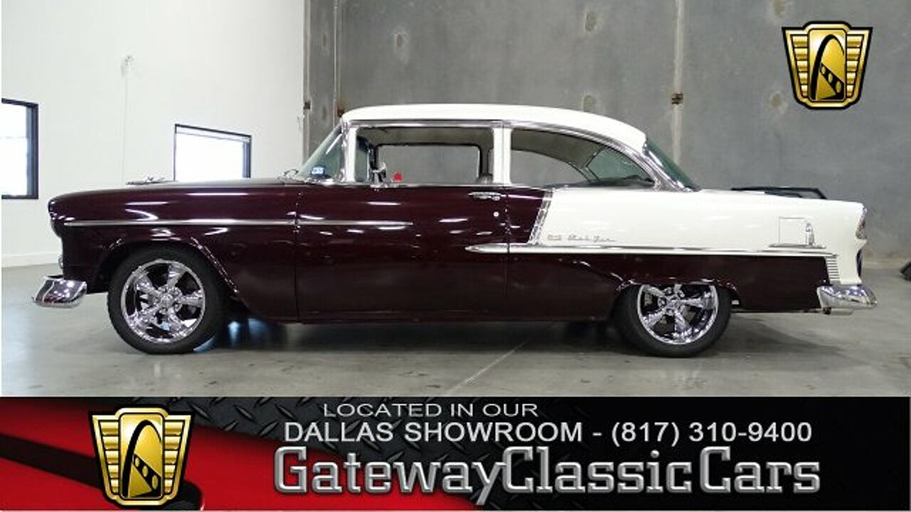1955 chevrolet bel air for sale 100877594