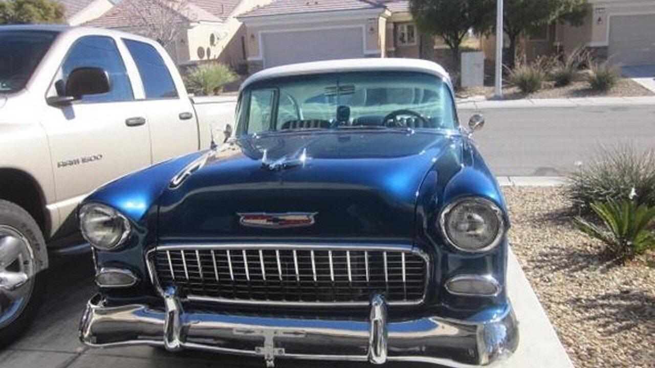 1955 Chevrolet Bel Air for sale near LAS VEGAS, Nevada 89119 ...