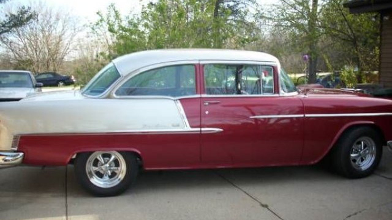 1955 Chevrolet Bel Air for sale 100882474