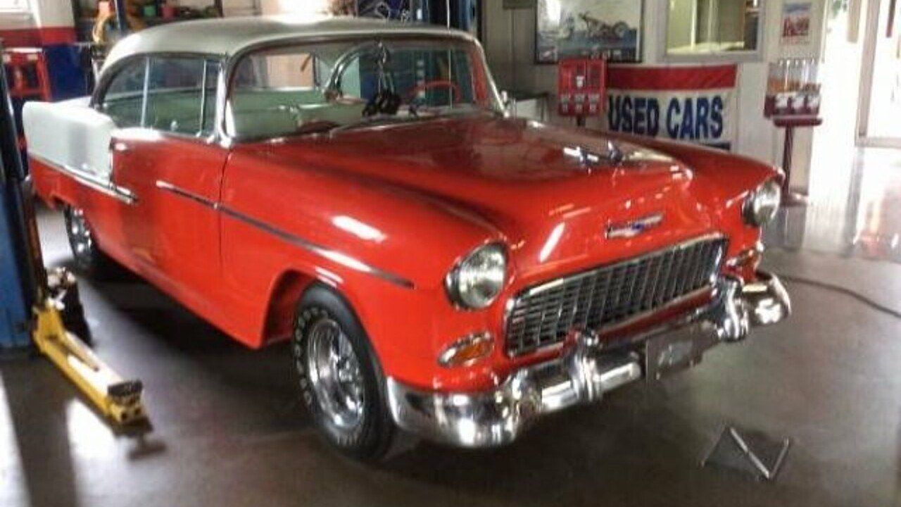 1955 Chevrolet Bel Air for sale 100898274