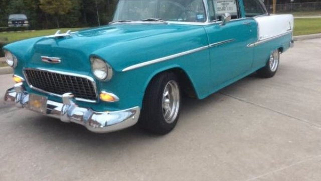 1955 Chevrolet Bel Air for sale 100927244
