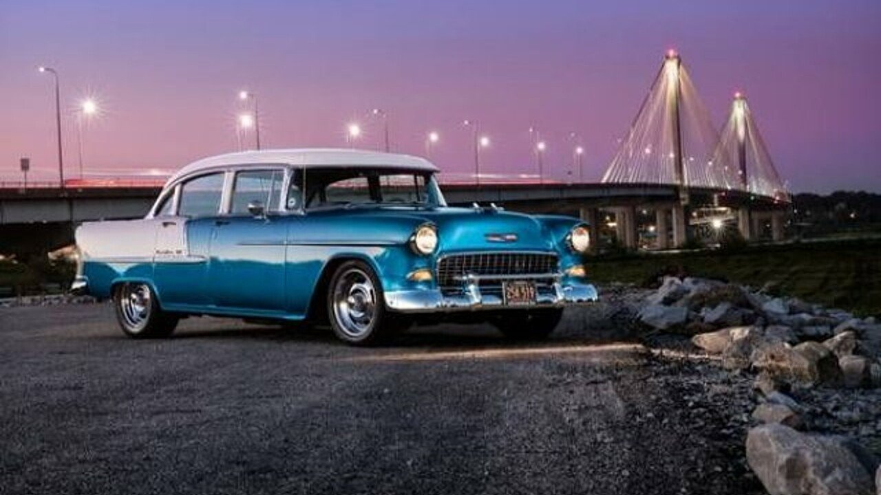 1955 Chevrolet Bel Air for sale 100944919