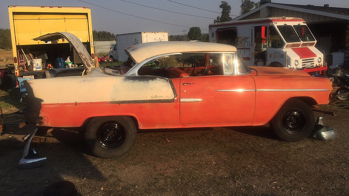 1955 Chevrolet Bel Air for sale 101036807