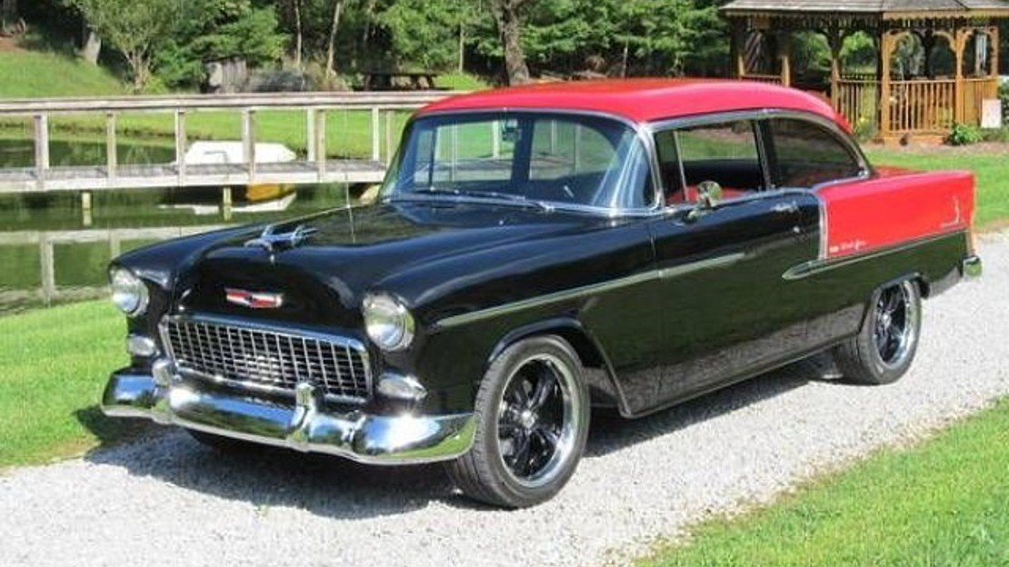 1955 Chevrolet Bel Air for sale 101039556