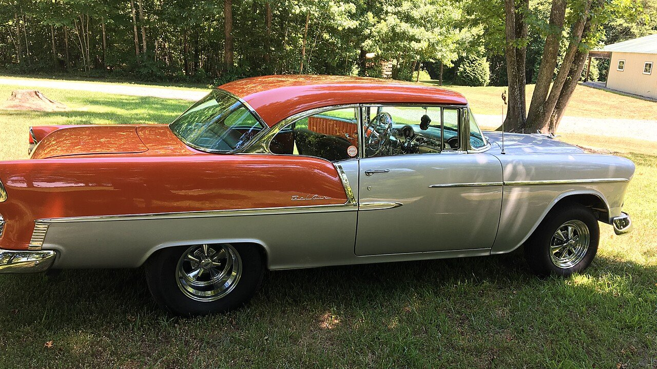 1955 Chevrolet Bel Air for sale 101005727